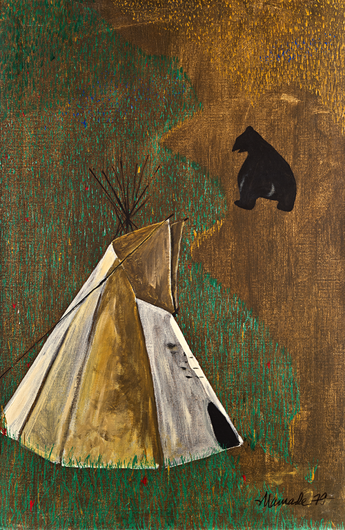 momaday the painting of language N scott momaday is a renowned writer who celebrates native american art and oral tradition in his novels and essays a member of the kiowa tribe, he is also a poet.