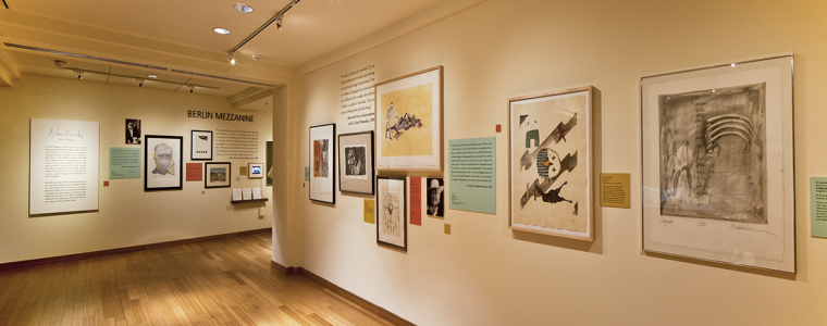 "Gallery view of ""N. Scott Momaday: Art and Poetry"""