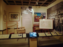 "Gallery view of a section from ""Remembering Our Indian School Days: The Boarding School Experience"""