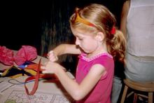 Make and take arts and crafts at the Heard Museum