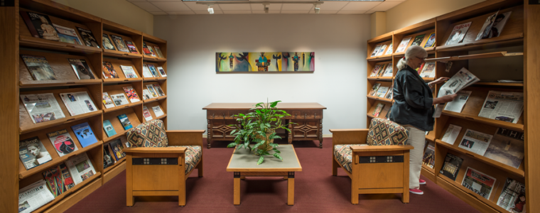 Library & Archives Periodicals
