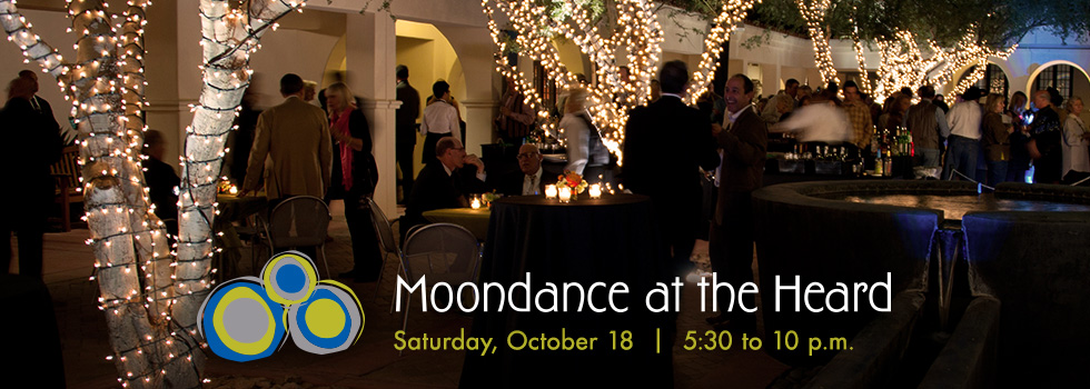 Moondance at the Heard on Saturday, October 18, 2014
