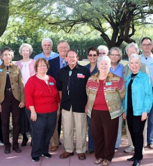 Heard Museum Guild Board of Directors for 2012-13