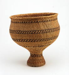 Photograph of Hualapai Basket