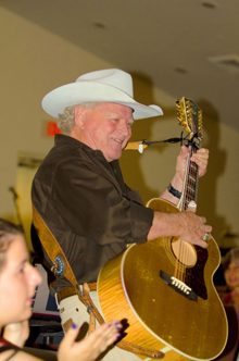 Dolan Ellis, Arizona's official state balladeer.