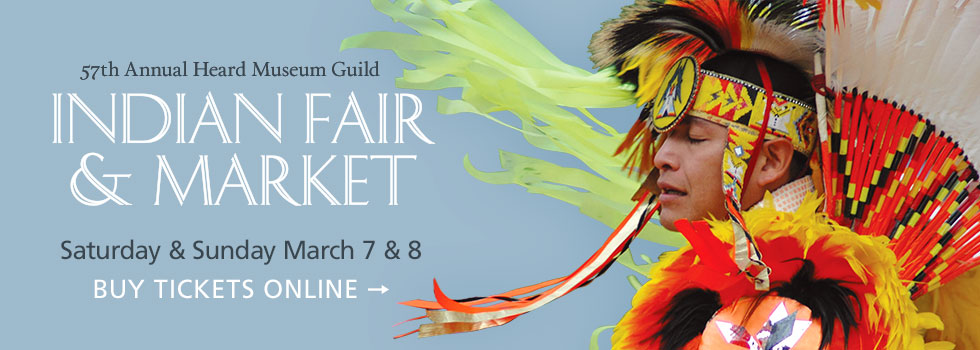 57th Annual Indian Fair and Market on Saturday and Sunday, March 7 and 8