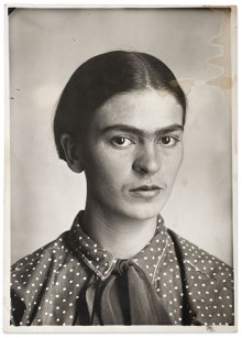 Frida Kahlo by Guillermo Kahlo, 1926. Copyright Frida Kahlo Museum.