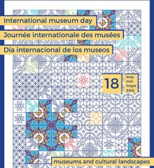 International Museum Day celebrates the role museums play in society.
