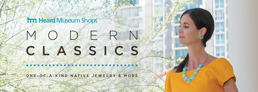 Modern Classics at the Heard Museum Shops: One-of-a-kind native jewelry and more