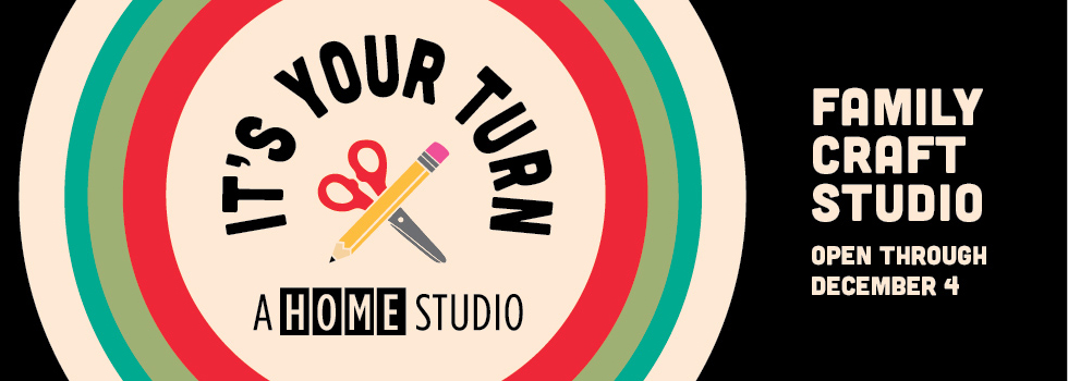 It's Your Turn homepage banner