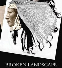 Broken landscape : Indians, Indian tribes, and the constitution by Frank Pommershein