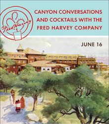 Canyon Conversations Lecture Series- Summer 2016 at the Heard Museum