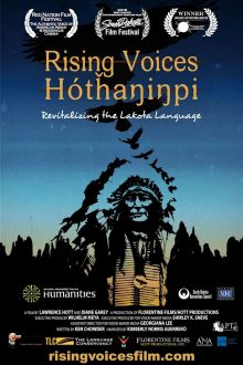 Rising Voices/ Hótȟaŋiŋpi, Revitalizing the Lakota Language