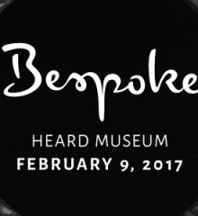 Bespoke opening party for Beauty Speaks for Us at the Heard Museum February 9, 2017