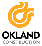 Okland Construction logo