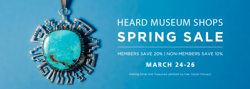 2017 Heard Museum Shop Spring Sale