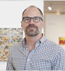 Charles Froelick, owner of Froelick Gallery, Portland, OR. Photo courtesy of froelickgallery.com