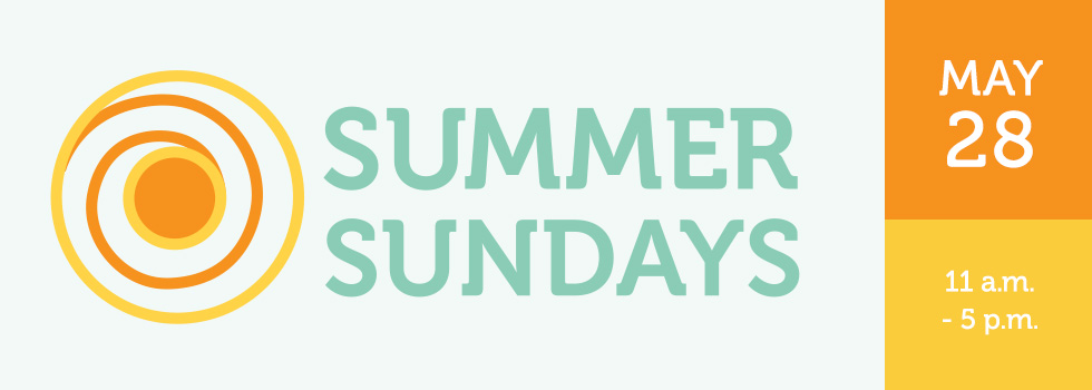 Free Summer Sunday in May