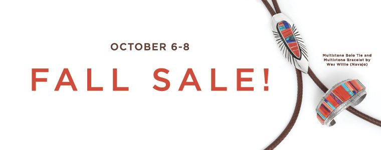 Heard Museum Shops Annual Fall Sale