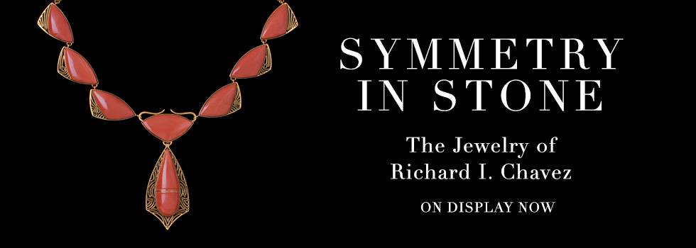 Symmetry in Stone: The Jewelry of Richard I. Chavez