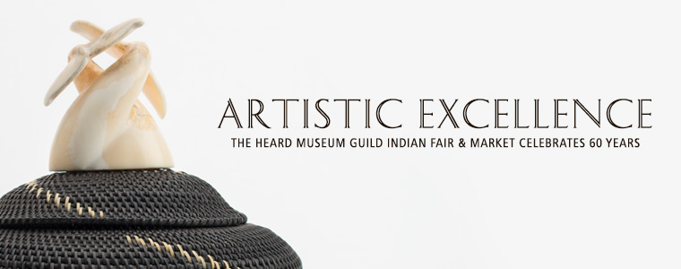 Artistic Excellence: Celebrating 60 Years of the Indian Fair & Market Best of Show winners