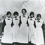 Harvey Girls. Billie Jane Baguley Library and Archives, Heard Museum.