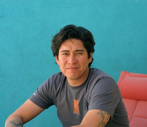 Photograph of Steve Yazzie