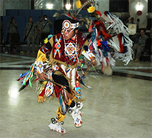 Native Star Dance Team of New Mexico will perform.