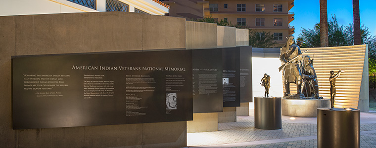 American Indian Veterans National Memorial