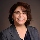 Laura Gonzales-Macias, ASU, speaks at Heard Nov. 16, 2016.