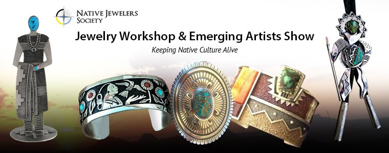 NJS Jewelry Workshops and Emerging Artist Show