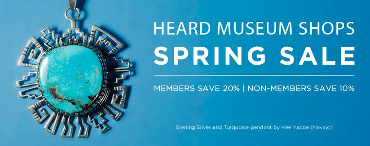 Heard Museum Shops Spring Sale