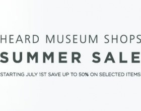 Shop Summer Sale banner. Up to 50% off selected items in-store and online starting July 1, 2017. Ongoing while items last.