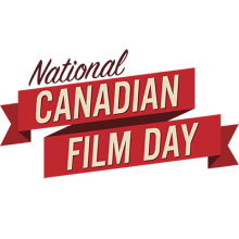National Canadian Film Day Logo
