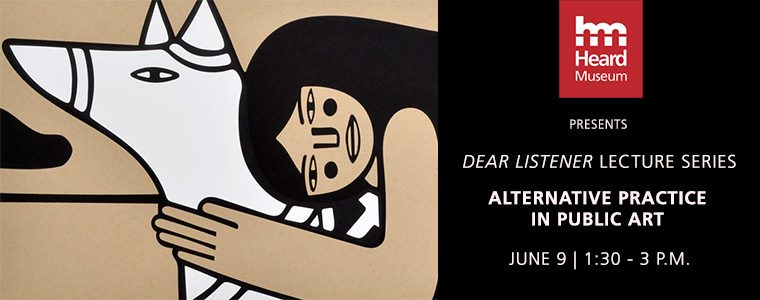 Dear Listener lecture: Alternative Practice in Public Art