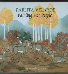 Pablita Velarde Painting Her People