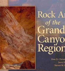 Christensen, Don D. Rock art of the Grand Canyon Region