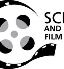 Film Reel Logo for Scene and Heard Film Series