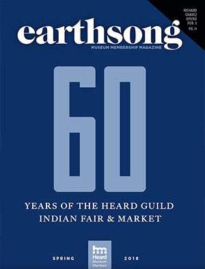 Earthsong Cover Spring 2018