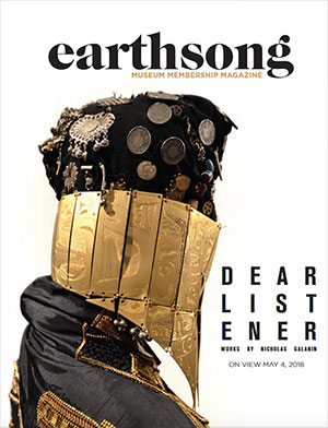 Earthsong Cover Summer 2018