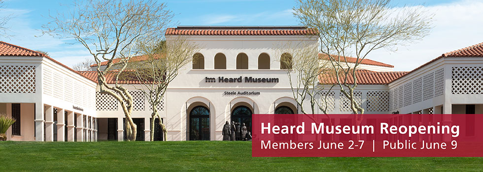 Heard Museum Reopens