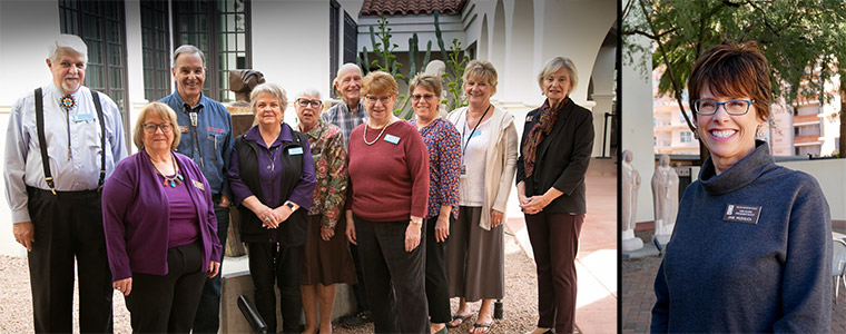group of older adults standing together