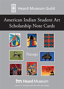 Student Art Note Cards